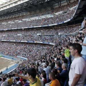 Bernabéu pode ser palco do Mundial de basquete