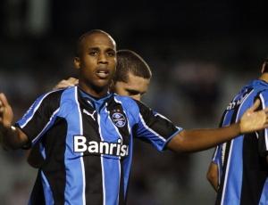 Borges comemora início impressionante no Grêmio