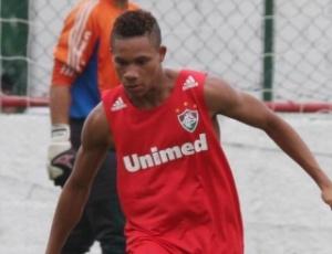 Fluminense acredita que o atacante Wellington Silva seguirá no clube por mais uma temporada