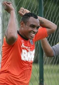 Obina diz que tempo foi pouco para o Atlético-MG fazer gol