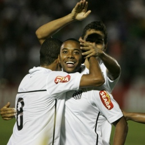 Contra o Paulista, dia 4 de março, em Jundiaí, Robinho foi decisivo ao entrar em campo no 2º tempo e marcar o gol da vitória por 3 a 2. No entanto, rendimento sem o camisa 7 é melhor