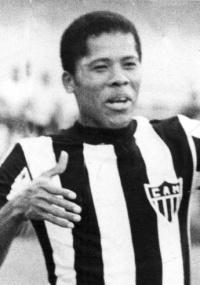 Campeão brasileiro em 71, Dadá agitou treino do Atlético-MG