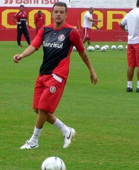 D'Alessandro treina no Inter