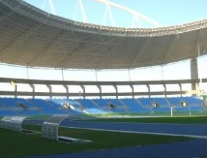 O Engenhão será o palco do jogo deste sábado entre Botafogo x Atlético-MG, pelo Brasileirão