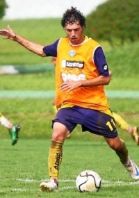 Promovido da base, volante Daniel fará sua estreia no Coritiba