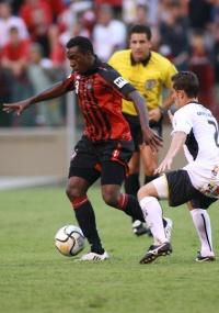 Manoel é a principal baixa do time do Atlético diante do Corinthians