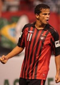 Atacante Bruno Mineiro desfalca o Atlético contra São Paulo