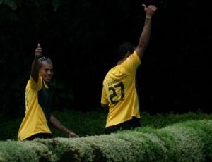Na mira do Goiás, a dupla Marcelinho Paraíba e Léo Lima já evidenciou o desejo de ficar no SPFC