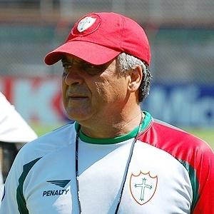 Vágner Benazzi, técnico da Portuguesa