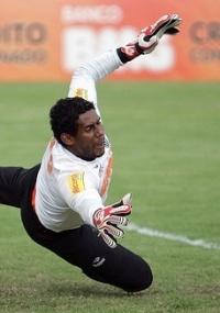 Aranha quer completar quatro jogos consecutivos sem sofrer gols