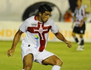 Jeferson, que voltou a ser titular do Vasco, comemorou esta pausa do Campeonato Brasileiro