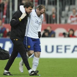 Apesar de recuperação surpreendente de Rooney, Ferguson preferiu não correr riscos com o atacante