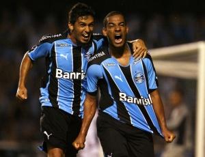 Edílson e Rodrigo não encaram o Vasco