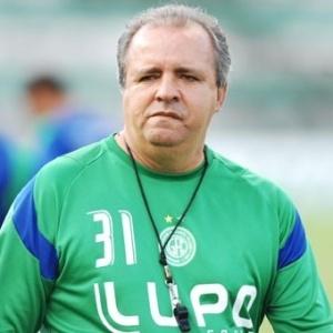 Vadão comandou o Guarani na derrota em casa por 3 a 2 para o Londrina