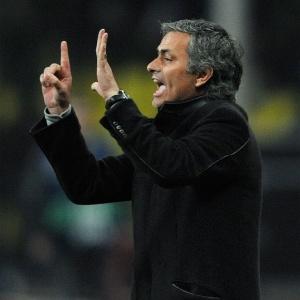 José Mourinho pode deixar a Inter de Milão para assumir o comando do Manchester United