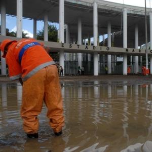 As chuvas no Rio de Janeiro trouxeram preocupação