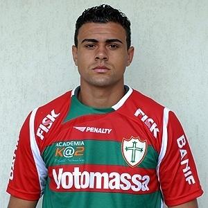 Maurício, ex-Grêmio, é o novo reforço da Portuguesa