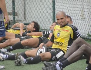 Alessandro atuou no Atlético-PR entre 2000 e 2004