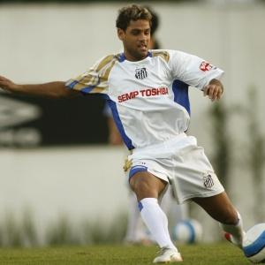 Revelado pelo Santos, Carlinhos chegou a ser convocado por Dunga para amistoso da seleção