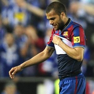 Alves espera uma valorização maior do Barcelona