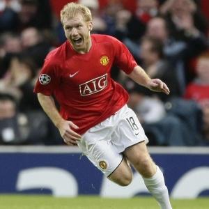 Scholes atuou pelo Manchester United em toda sua carreira e deve assumir cargo na comissão técnica