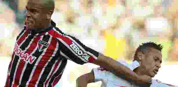 Alex Silva defendeu equipes como São Paulo, Flamengo e Cruzeiro, além da seleção - Flávio Florido/UOL