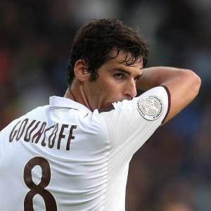 Atual campeão francês, Bordeaux, de Gourcuff, perdeu para o Lorient e deu adeus a briga pelo título