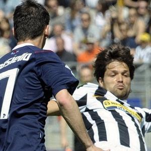 Com uma assistência, Diego foi um dos destaques da vitória da Juventus sobre o Bari em Turim