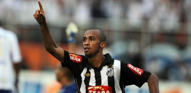 A melhor fase na carreira de Wesley foi em 2010, na geração Neymar e Ganso