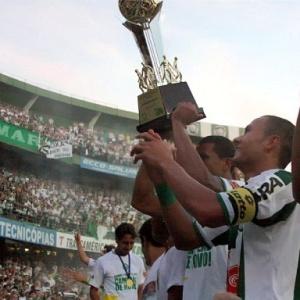Após Estadual, Coritiba quer bater 'sensações de 2010' Santo André e Sport e conquistar a Série B