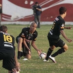 Jogadores do São Paulo treinam em Lima