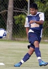 Meia Dudu, provável reforço do Coritiba para Série B do Brasileiro