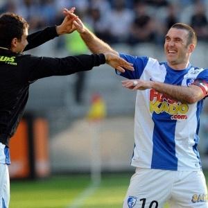Lanterna e já rebaixado no Campeonato Francês, Grenoble goleou Paris Saint-Germain por 4 a 0