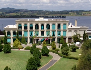Paradise Golf Resort, em Mogi das Cruzes, local onde a Portuguesa ficará hospedada até 5 de maio