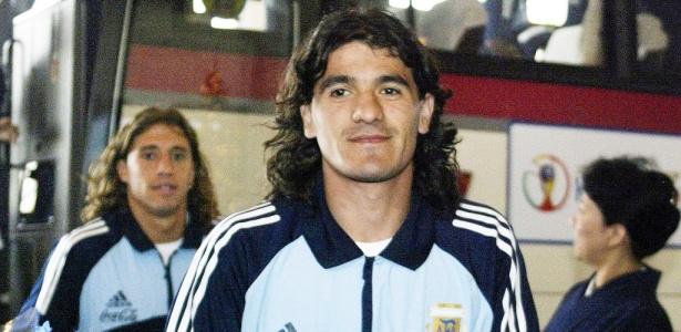 Ariel Ortega defendeu a Argentina em três Copas