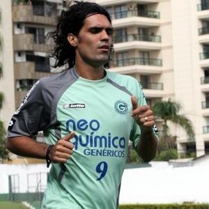 Fernandão atribuiu as brigas políticas no clube como o principal motivo para querer deixar o Goiás