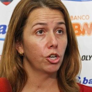 Patricia Amorim começou a agir na busca por reforços para o Flamengo neste Brasileirão