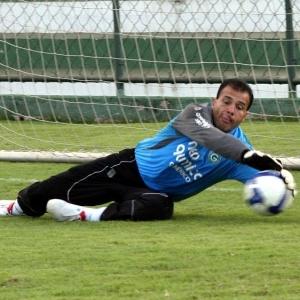 Um dos mais experientes do Goiás, Harlei admite preocupação com o rebaixamento para a Série B