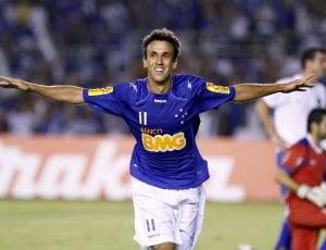 Thiago Ribeiro está satisfeito com as assistências aos companheiros, mas espera desencantar