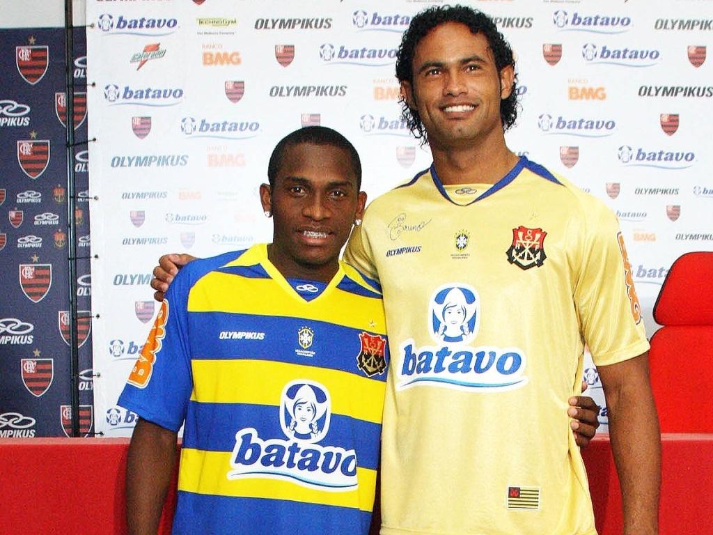 Flamengo apresenta o seu terceiro uniforme