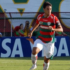 Marco Antonio, volante da Portuguesa