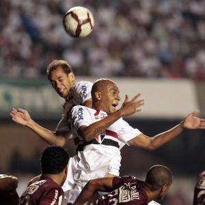 Rodrigo Souto pode voltar ao time do São Paulo, enquanto Alex Silva é desfalque contra o Goiás
