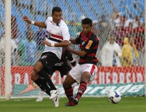 Washington tem um gol neste Brasileiro, feito justamente em cima do Flamengo, na estreia