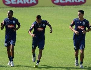 Paulo Henrique Ganso e Neymar terão seus espaços na seleção futuramente, apoia Robinho