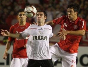 Sorondo não foi liberado por Jorge Fossati, no começo do ano, para jogar pelo Boca Juniors
