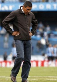Silas lamenta gol sofrido contra Corinthians no Olímpico, domingo