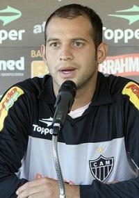 Marcelo atuou apenas quatro vezes pelo Atlético no Brasileiro