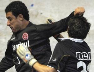 Lauro dificilmente ficará impune depois de briga com argentino Orion, no último dia 20, em Quilmes