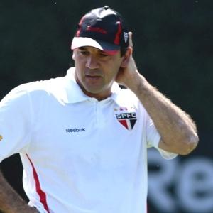 Ricardo Gomes rechaçou a ideia de que o Brasileiro não é importante para o São Paulo