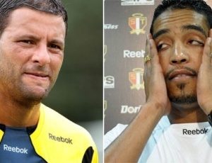 Washington e Cleber Santana não devem ficar no São Paulo para o restante da temporada 2010